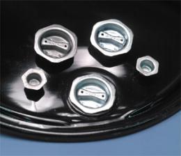 Steel Hex Head type Drum Plugs