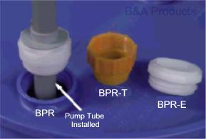 Buttress Adapters for Plastic Drums