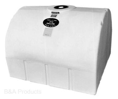 Poly Skid Style Storage Tanks