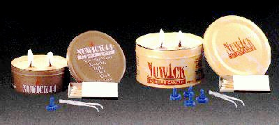 Nuwick Candles