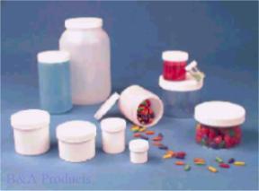 Polypropylene Wide Mouth Jars