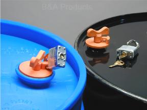Plug-N-Lok Padlockable Security Plugs
