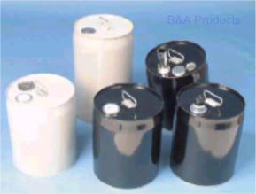 Closed-Head Steel Pails