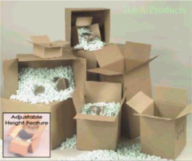 Corrugated Cardboard Boxes 200# - ECT-32