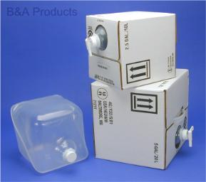 Cubitainer® Combination Packaging