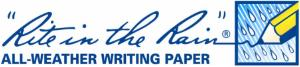 Rite in the Rain All-weather writing paper and products