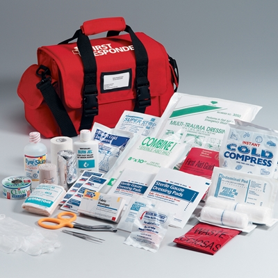First Aid Only First Responder First Aid Kit