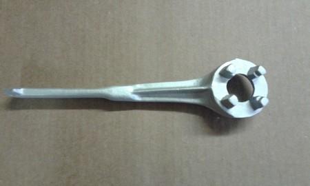 Drum Plug Wrench - Aluminum - Spark Resistant