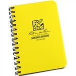 All Weather Side Spiral Memo book