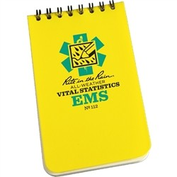 Vital Stat Notebook