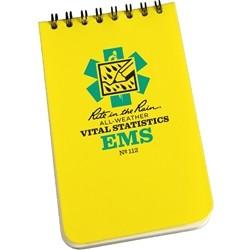 Vital Stat Notebook