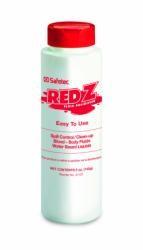 Red Z -5 oz Shaker top bottle Spill Control