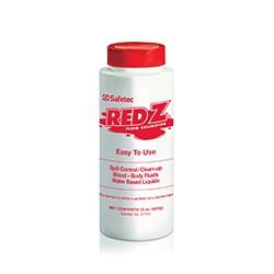 Red Z 15 oz Shaker top bottle
