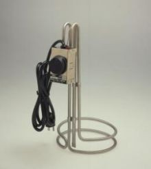 Heetgrid Immersion Heater - Stainless Steel