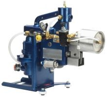 Wizard Self-Propelled Drum Deheader - Automatic Air - Below Chime Cut