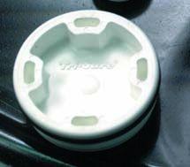 2 Inch Plastic Drum Plug