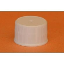 24 mm - White Polypropylene Screw Cap