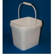 3 1/2 Gallon EZ Stor® Plastic Container