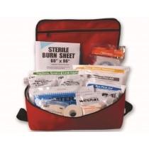 First Responder Kit, 91 Piece Backpack Kit