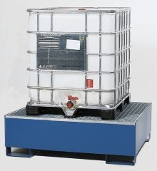 All-Steel IBC Containment Sump