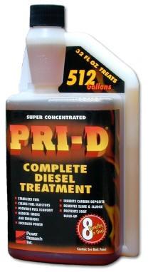 Complete Diesel Treatment