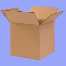 Cardboard Boxes - 12 Inch x 12 Inch x 8 Inch