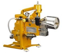 Wizard Self-Propelled Drum Deheader - Automatic Air - Inside Cut