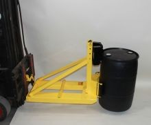 Eagle-Grip Heavy-Duty Drum Grabber - Single Drum - Narrow Frame - Double Clamp