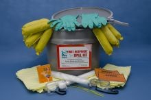 20 Gallon UniSorb Plus Spill Response Kit