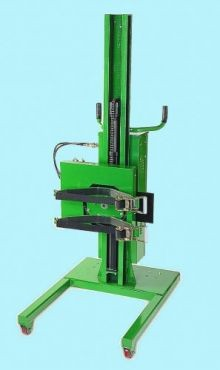 Valley Craft® Roto-Lift Drum Handler - 90 Inch Battery Straddle Model