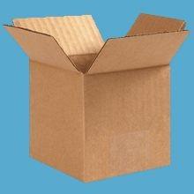 Cardboard Boxes - 6 Inch x 6 Inch x 6 Inch