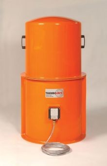 Rigid Hat For Thermosafe Type A Induction Steel Drum Heater