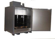 Sahara Hot Boxes - 4 Drum or 1 IBC Tank - Electric