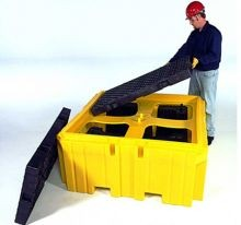Ultra IBC Spill Pallet Plus With Drain