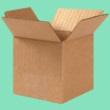 Cardboard Boxes - 8 Inch x 8 Inch x 8 Inch