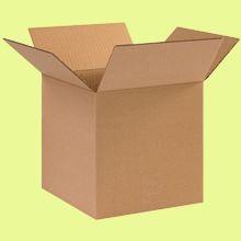 Cardboard Boxes - 12 Inch x 12 Inch x 10 Inch