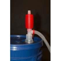 Squeeze Bulb Siphon Pump