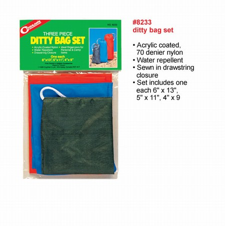 DITTY BAG SET
