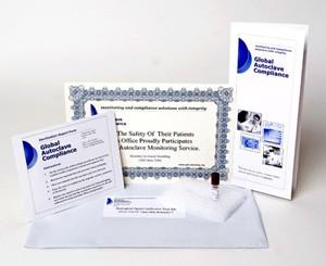 Autoclave Sterilization Testing