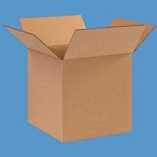 Cardboard Boxes - 8 Inch x 6 Inch x 6 Inch