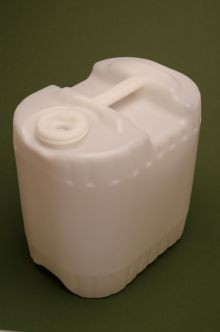 5 Gallon Natural - Closed-Head Plastic Pail