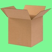 Cardboard Boxes - 8 Inch x 6 Inch x 4 Inch