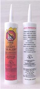 Jaco Fire and Draft Sealer