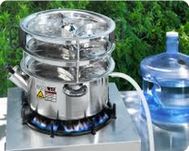 Waterwise Model 1600 Non-Electric Water Distiller/Purifier