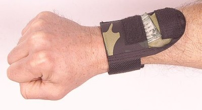 Security Wrist Band