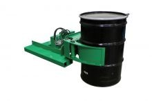 Maxi-Grip II Hydraulic Drum Gripper - Lift Truck Powered