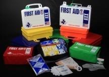 Deluxe 25-person kit in plastic case K206-007