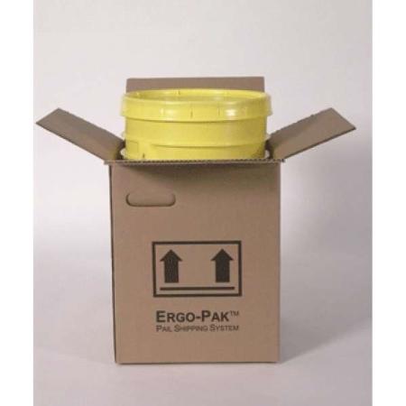 Ergo-Pak Pail Shipping Boxes