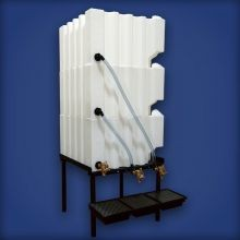 70 Gallon Tote-A-Lube Storage and Dispensing System
