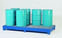 All-Steel Spill Containment Pallet - Standard 8 Drum